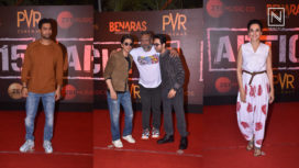 B-Town Celebs Attend the Special Screening of Article 15