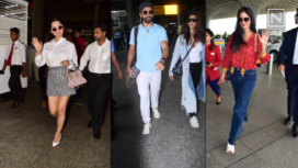 B-Town Stars Keeping their Airport Fashion Game on Point