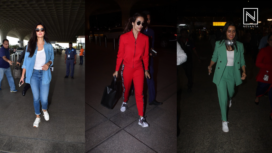 Best of Celebrity Airport Looks from June 2019