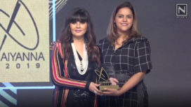 Subhash Ghai and Neeta Lulla Attend Aiyanaa 2019 the Graduation Fashion Show