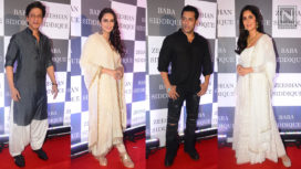 Bollywood Celebs Attend Baba Siddique's Iftar Party