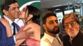 Adorable Moments of Bollywood Celebrities with their Dads