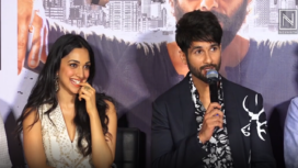Shahid Kapoor Asks Youth Not to get Influenced by the Movie Kabir Singh