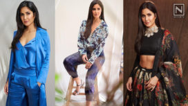 Top 5 Most Voguish Looks of Katrina Kaif from Bharat Promotions
