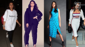 Bollywood Divas Embracing The Logomania Trend
