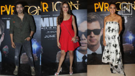 Celebrities Attend the Men In Black: International Screening