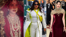 Here's the Total Low-down on Priyanka Chopra's Fashion