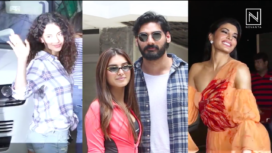Bollywood Celebrities Spotted Around the City