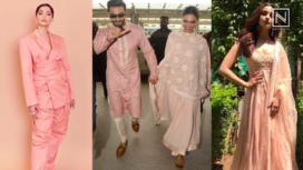 B-Town Fashionistas in Summer Perfect Shades of Peach