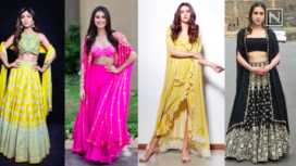 Bollywood Divas Crushing on Arpita Mehta Designs