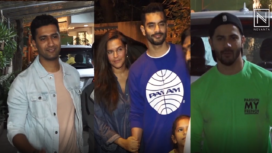 Bollywood Celebs at the Screening of the Movie Shadaa