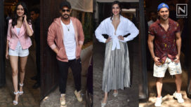 Star Studded Birthday Bash for Sonam Kapoor