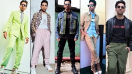 Top Five Most Dapper Looks Of Ayushmann Khurrana from Article 15 Promotions