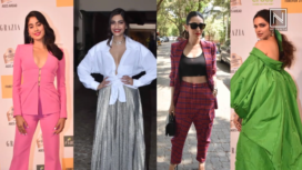 Top 10 Best Dressed Bollywood Divas of the Month