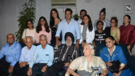Salman Khan and Katrina Kaif Meet the Families Who Went Through 1947 Partition