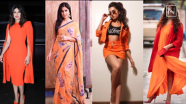 Here's how B-town Divas are Absolutely Slaying their Outfits in Tangerine