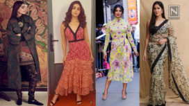 Bollywood Celeb- Approved Ways to Wear Ditsy Prints