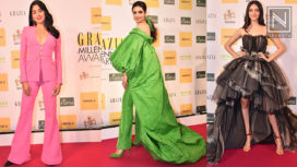 Celebrities Grace the Red Carpet of Grazia Millennial Awards 2019