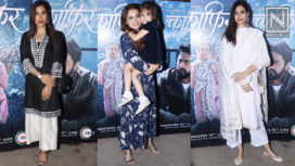 Bollywood Celebrities Attend Kaafir Screening