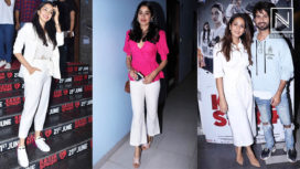 Bollywood Celebrities Attend Kabir Singh Screening