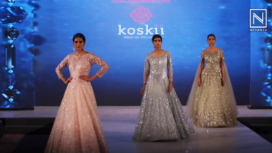 Koskii Showcases Beautiful and Bindass at BGTFW 2019
