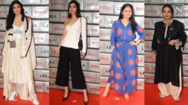 B-Town Celebs Attend the Red Carpet Premiere of Leila