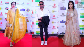 Celebs Attend the Grand Finale of Mitti Ke Sitare