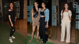 Bollywood Celebrities Mark Attendance at Rohini Iyer's House Party