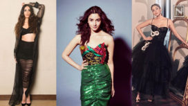 Here's How Bollywood Celebs are Glamming their Outfits Up with Ruching