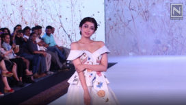 Samant Chauhan Showcases at Bangalore Times Fashion Week 2019