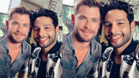 Siddhant Chaturvedi Talks About his Meeting with Chris Hemworth