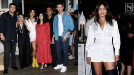 Priyanka Chopra Celebrates the Wrap Up of The Sky is Pink with her Co-Stars