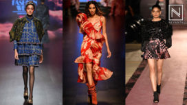 Half Yearly Lookback into Top 5 Hottest Runway Trends of 2019