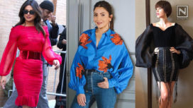 Here's how Bollywood Divas are Making a New Style Statement with Balloon Sleeves