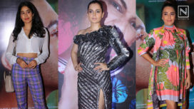 B-Town Celebs Attend the Special Screening of Judgementall Hai Kya