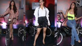 TV Celebs Attend the Stranger Things 3 Screening