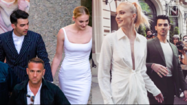 An Inside Look into Joe Jonas and Sophie Turner's Wedding
