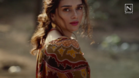 Aditi Rao Hydari on Walking at ICW 2019 and her Personal Fashion Choices