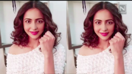Rakul Preet Shares Her Thoughts on Glamour, Nepotism, Make-Up and More