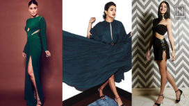 Bollywood Beauties Glamming Up the Outfits with Cutout Detailings