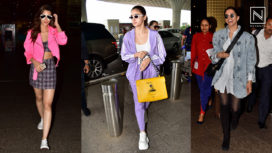 Top Ten Airport Looks Served by Your Favourite Celebs in July 2019