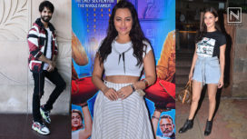 Bollywood Celebrities Make a Fashionable Statement in this Week's Celeb Spotting