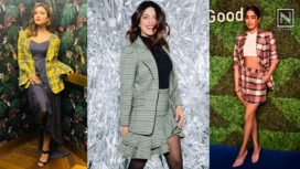 Bollywood A-Listers Sporting Checkered Blazers with Absolute Panache