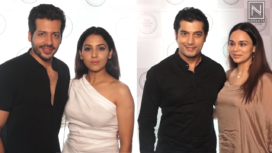 Many Celebs Attend the Launch Event of a Club in Style