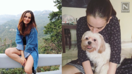 A Look into Evelyn Sharma's Fun-Filled Candid Moments