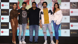 Sunny Leone, Sunny Singh and Omkar Kapoor Launch Funk Love for their Latest Movie