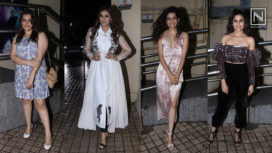 Afeefa Nadiadwala Hosts a Special Screening of Girlfriend with the Celebs