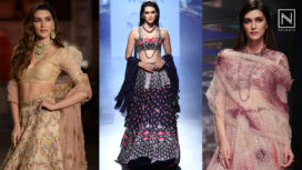 Five Times Kriti Sanon Totally Slayed it on the Runway as a Showstopper