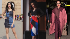 Bollywood Celebs Graciously Sporting Patchwork Outfits