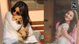 Bollywood Celebs with their Adorable Pets